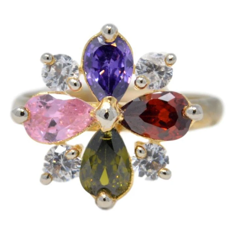 COLOUR-STONE-RING-Best-Fashion-Jewellery-to-Pair-Up-with-Your-Resort-Wear