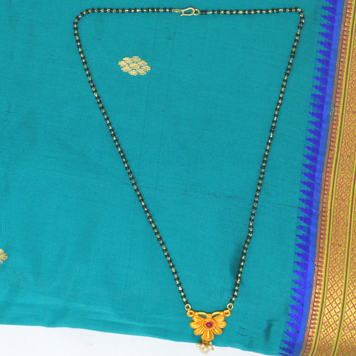 Red Stone Temple Mangalsutra