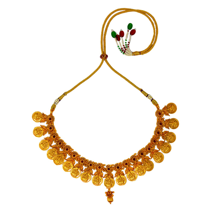 Maharashtrian Putali Necklace