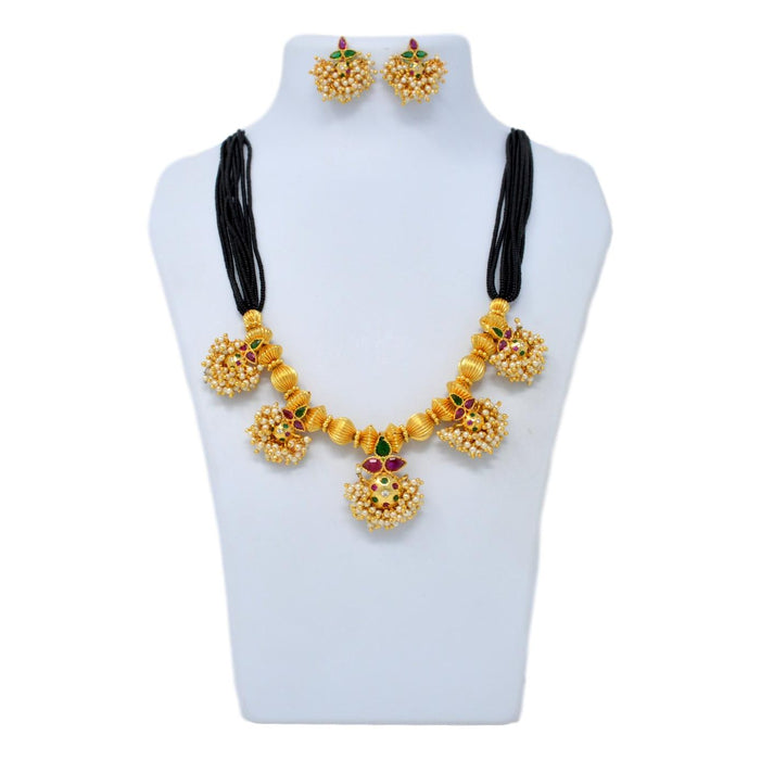 Mangalsutra Saaj Necklace