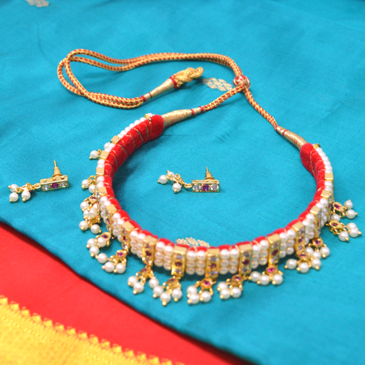 Chinchapeti Necklace Set