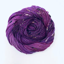 Load image into Gallery viewer, BLACKBERRY CRUMBLE - A Twisted Year's End Special Colorway