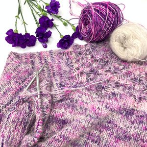 LOVE NOTE Sweater Yarn Kit