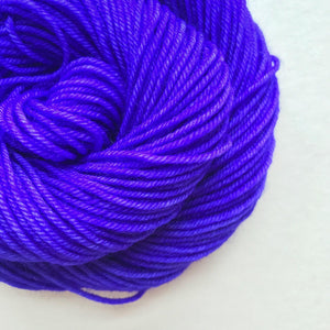 DEEP VIOLET Dyed to Order