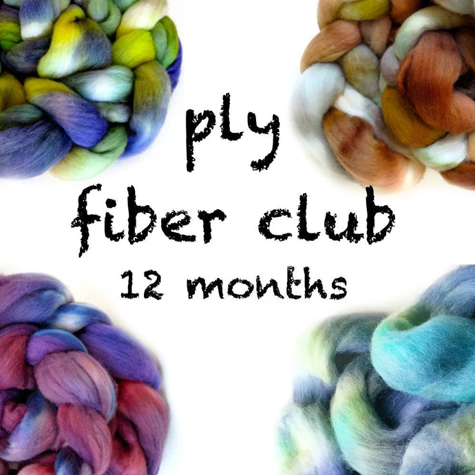12 Months Pancake and Lulu Fiber Club
