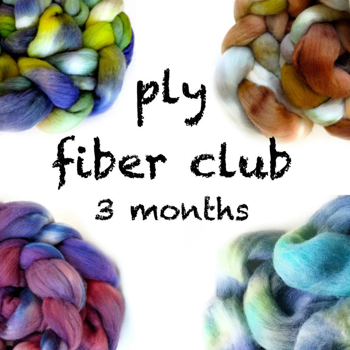 3 Months Pancake and Lulu Fiber Club