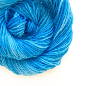 SKY BLUE Dyed to Order