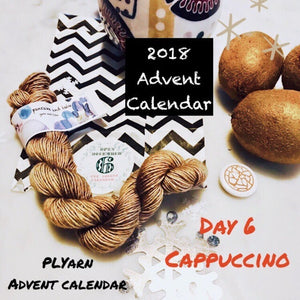 Mini Skein Yarn Advent Calendar 2109 PRE-ORDER