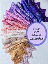 Load image into Gallery viewer, Mini Skein Yarn Advent Calendar 2109 PRE-ORDER