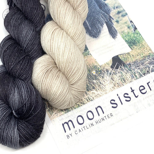 MOON SISTERS Shawl Yarn Kit