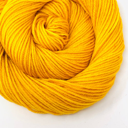 GOLDENROD Dyed to Order