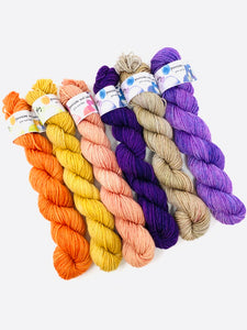 SQUIRREL JAM Yarn Set