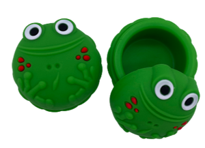 Frog Silicone Container