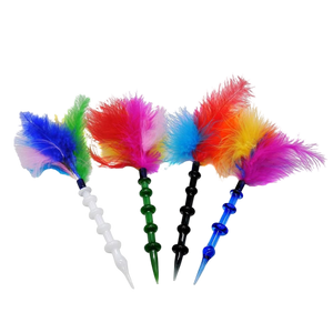 Rainbow Feathers Dabber Tool