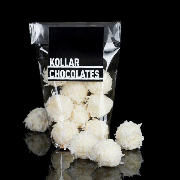 Coconut Snow Balls