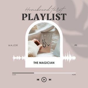 Major Arcana Tarot Playlist #1 The Magician