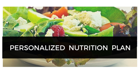 UNGD.tv Personalized Nutrition Plan