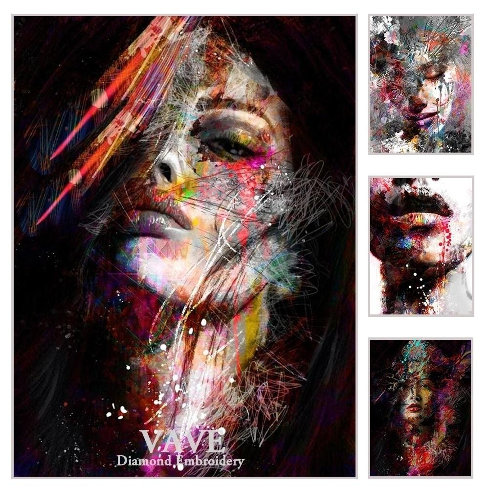 5D DIY Full Drill Diamond Painting Night View Cross Stitch Embroidery Wall Art