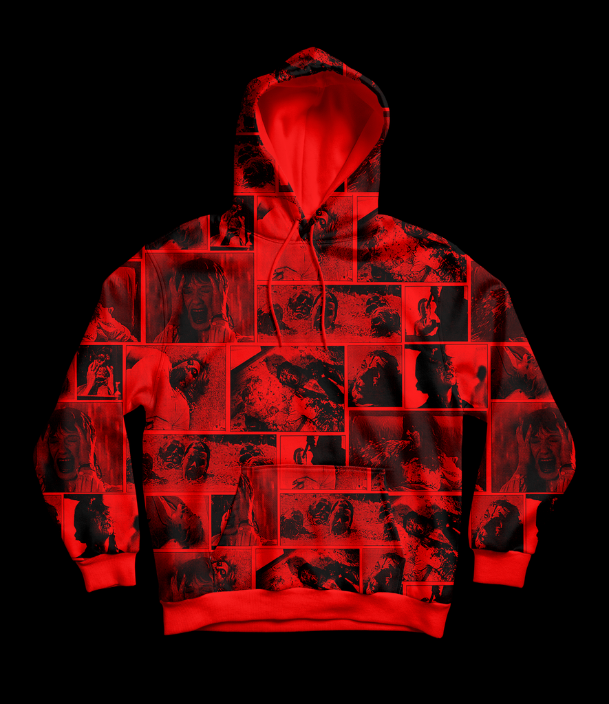 BOW3RY POLTERGEIST PULLOVER HOOD