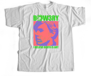 BOW3RY ANDY S/S T-SHIRT