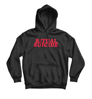 BOW3RY RITUAL PULLOVER HOOD