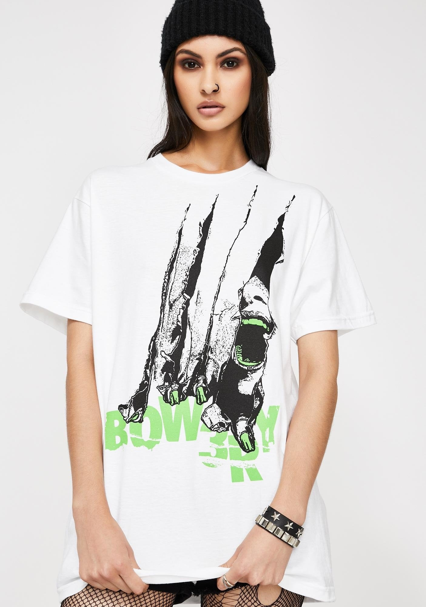BOW3RY HOWLING S/S T-SHIRT