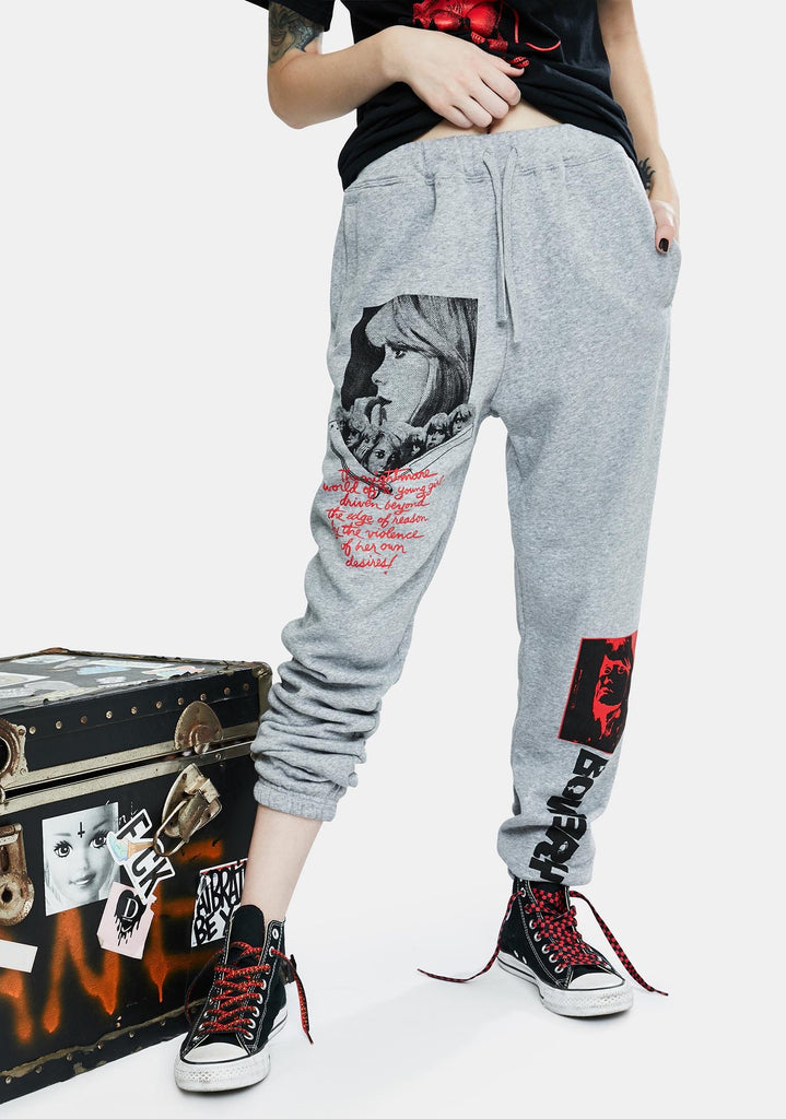 BOW3RY REPULSION SWEATPANTS