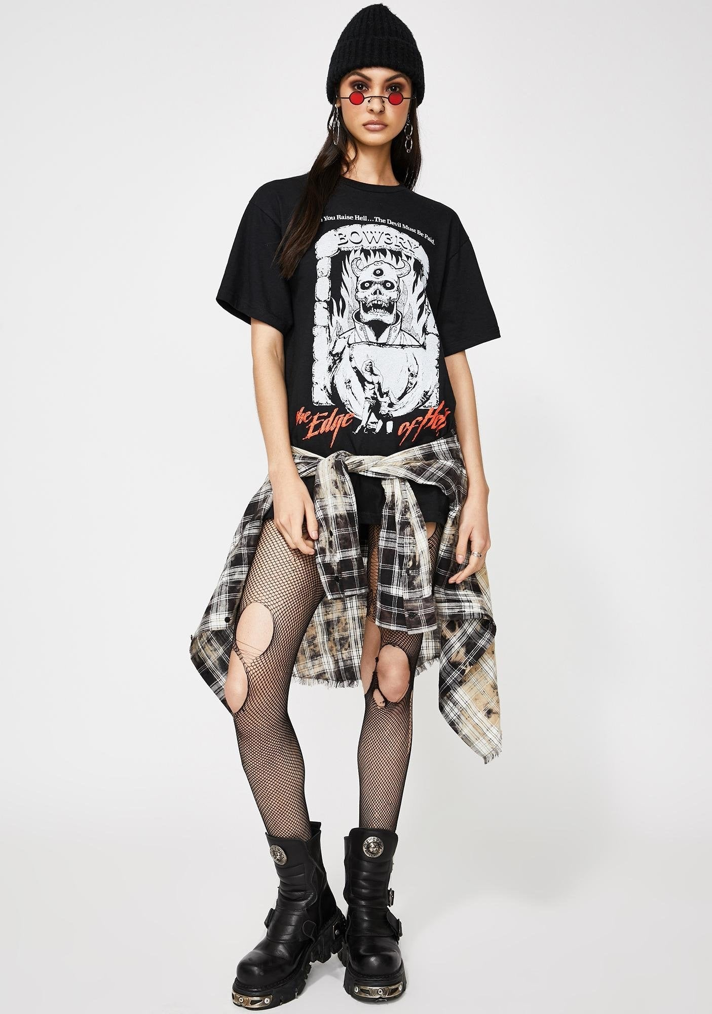 BOW3RY EDGE OF HELL S/S T-SHIRT