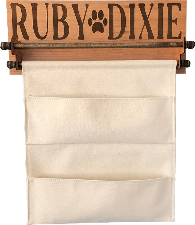 Pup Stuff Accessory Rack