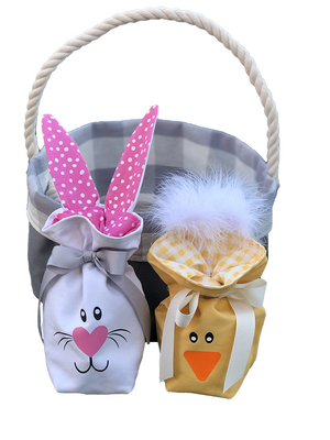 Bunny & Chick Treat Bags