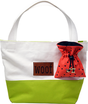 Watermelon Dog Tote