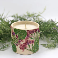 Load image into Gallery viewer, Potted Geranium Luxury Candle