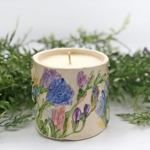 Freesia Luxury Candle