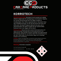 Car Care Products Korrotech 1L