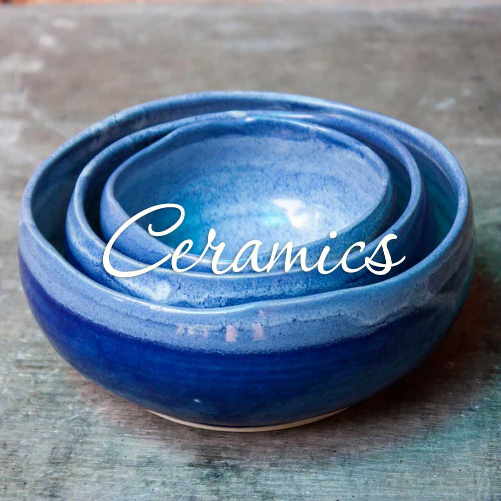 Ceramics Stoneware Pottery - Pinklay