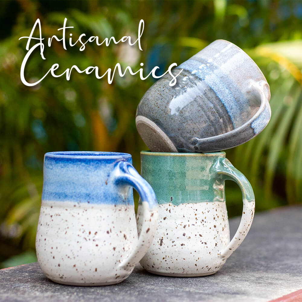 Ceramics Handmade Handthrown Handcrafted - Pinklay