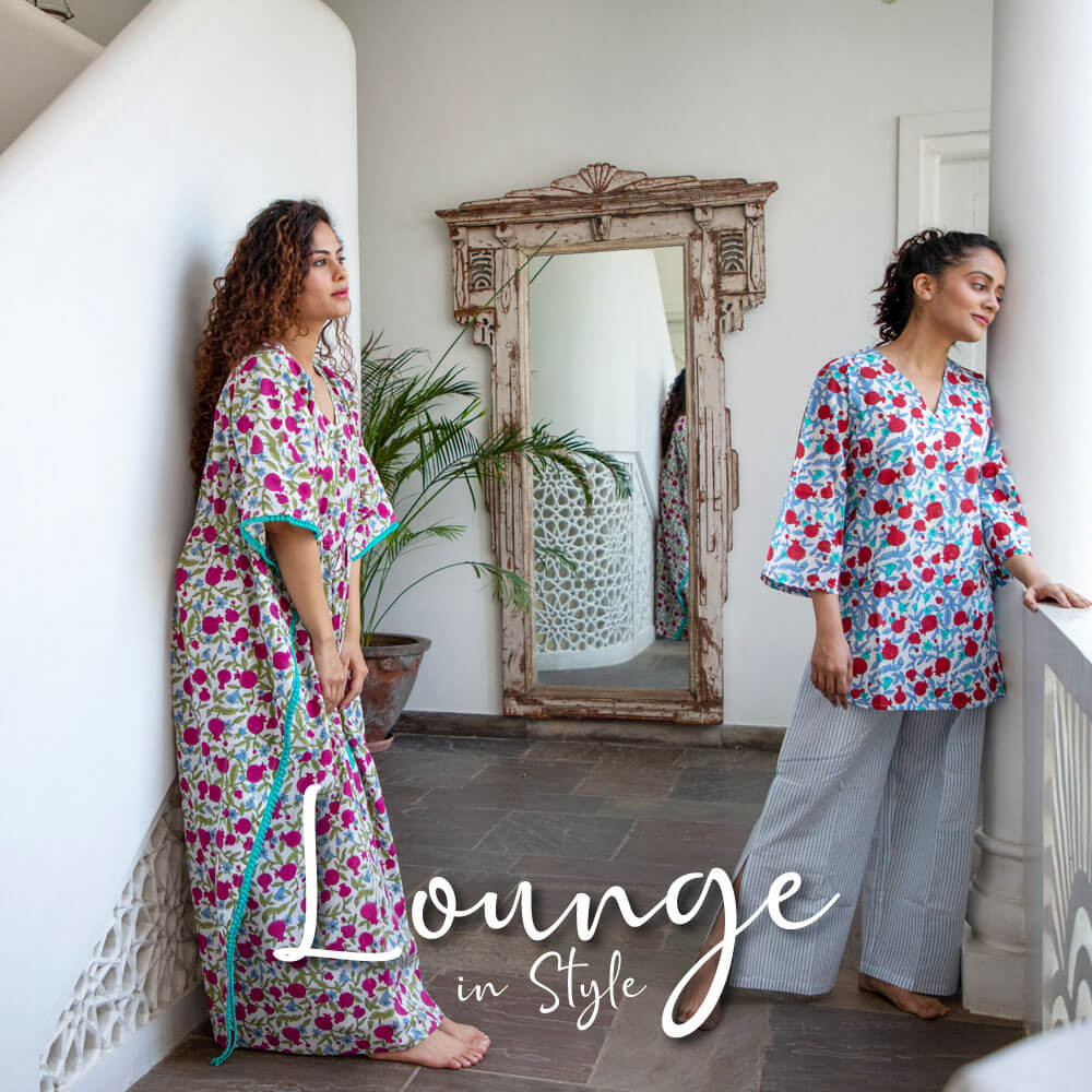 Women Clothing Loungewear Sleepwear - Pinklay