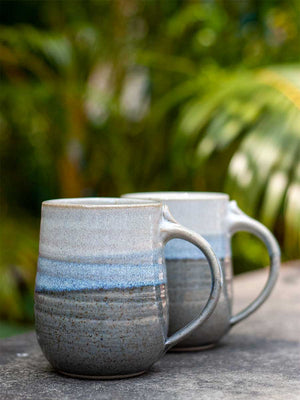 Grey Matter Trifecta Coffee Mug - Pinklay