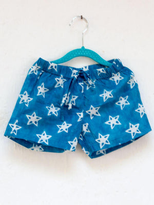 Midnight Star Organic Cotton Shorts - Pinklay