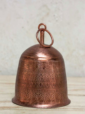 Sweet Song Copper Plated Metal Bell