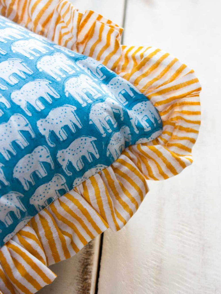 Haathi Organic Cotton Infant Pillow New Kids Collection