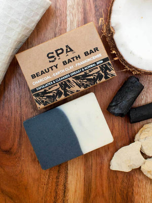 Spa - Natural Handmade Bath Bar - Pinklay