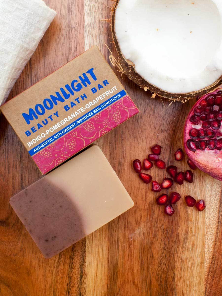 Moonlight - Natural Handmade Bath Bar - Pinklay
