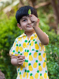 Sunshine Blast Organic Cotton Shirt Kids Clothing