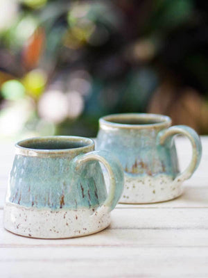 Milky Way Trifecta Coffee Mug - Set of 2 Ceramics