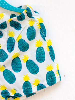 Sunshine Blast Organic Cotton Shorts Kids Clothing