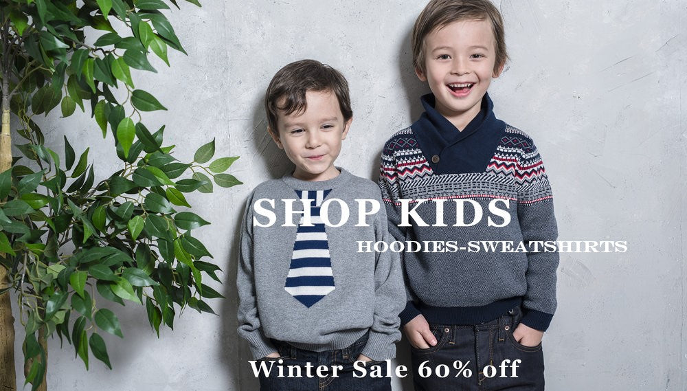 Kids Boys Hoodies Sweatshirts
