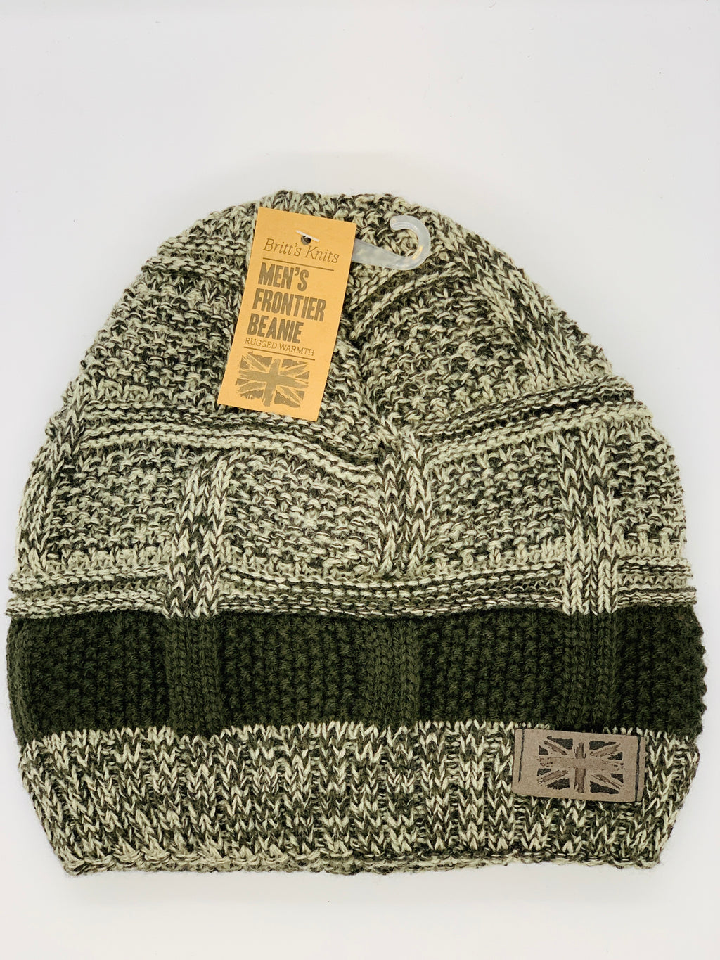 Mens Lined Knit Hat