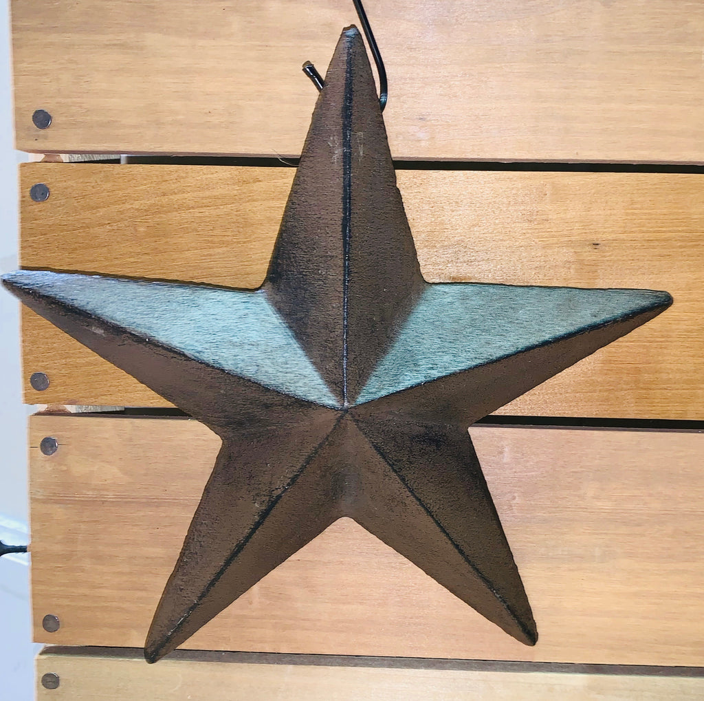 Cast Iron Star