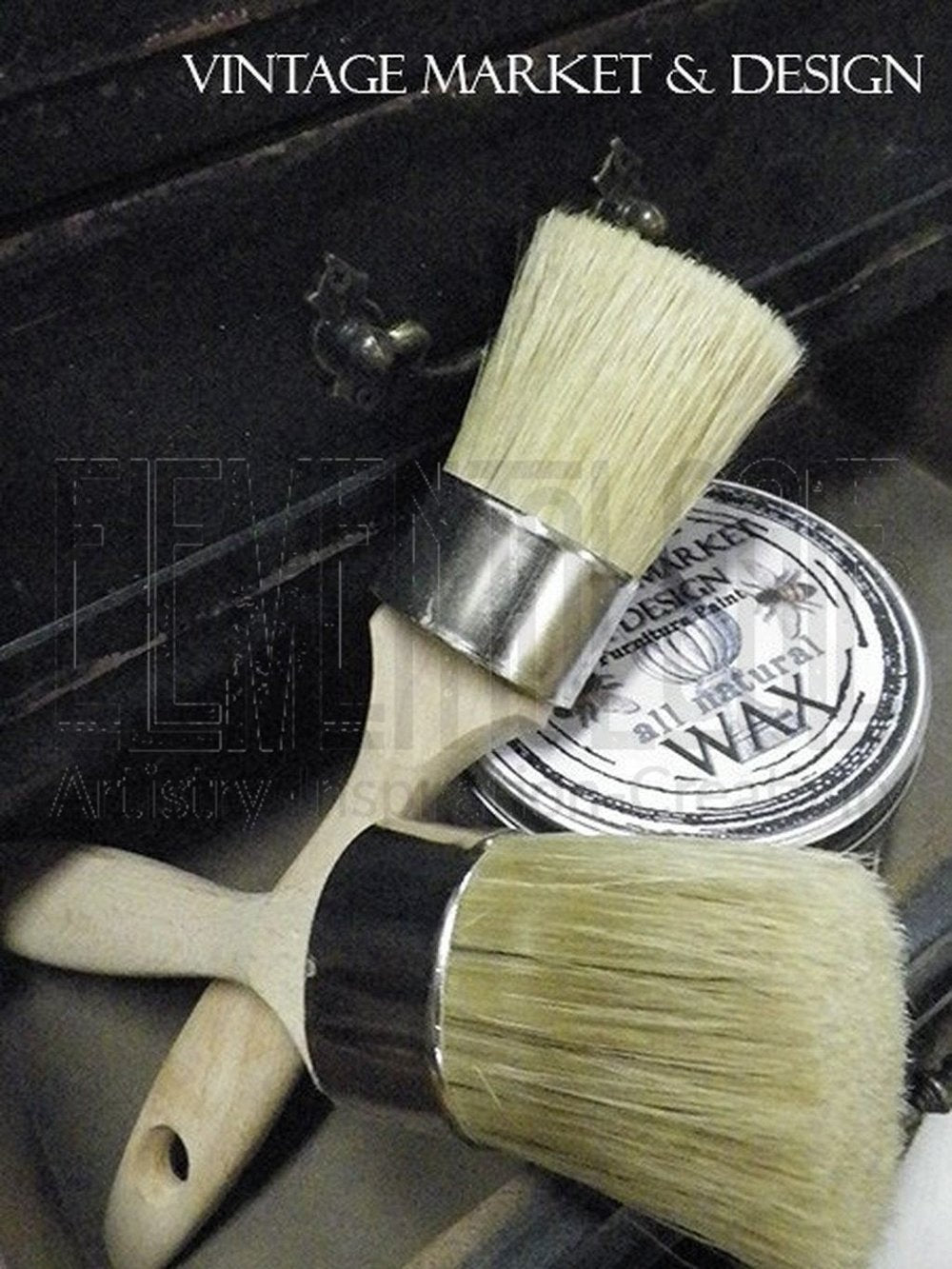 Wax Brushes